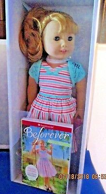 American Girl Maryellen Doll and Book New in box CMC39 8+