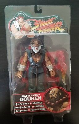 SOTA Toys Street Fighter Exclusive Gouken new sealed