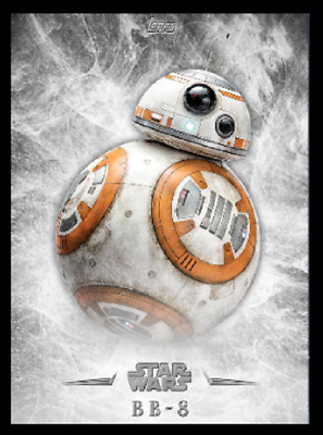 Topps Star Wars Card Trader The Last Jedi Inception Wave 1 Bb-8