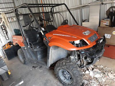KYMCO UXV500 SIDE BY SIDE 4x4 FARM CART