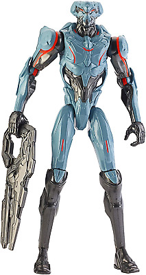 Halo Promethean Soldier Figure, Halo 5 Guardians Toy, Forerunner Enemy, Mattel