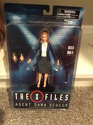 Dana Scully Collectors Action Figure