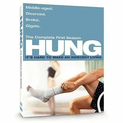 """Hung: The Complete First Season (DVD, 2010, 2-Disc BOX SET) """"MINT"""" (BUY2, SAVE2)"""