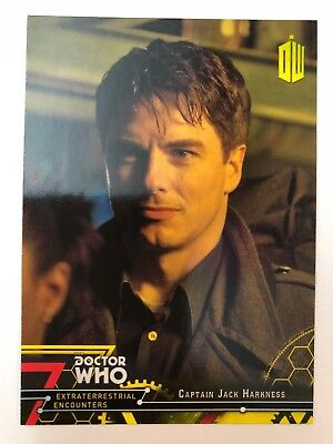 2016 Doctor Who Extraterrestrial Encounters #19 Captain Jack Harness YELLOW