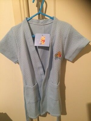 Disney Winnie the Pooh Dressing Gown - New with tag!