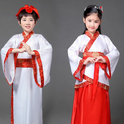 e8f22c4bc Traditional Ancient Clothing boys chinese folk dance tang dynasty hanfu  dress