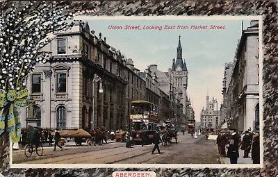 Old Aberdeen Scotland about the 1920s