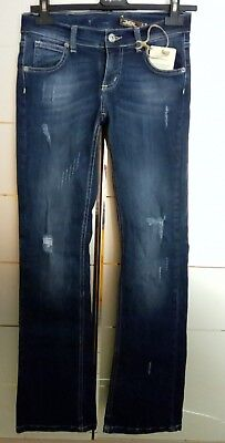 JDC jeans blue denim destroyed w24 bootcut
