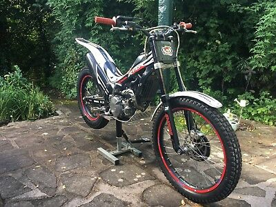 Montesa 4rt 250 Trials Bike not ossa sherco gas gas beta