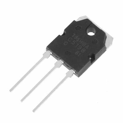 3X(Pair A1941 + C5198 10A 200V Power Amplifier Silicon Transistor V2F7