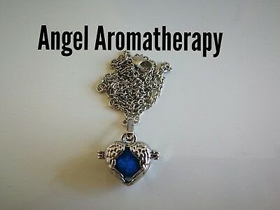 Code 814 Angel Infuse Aromatherapy Necklace Doreen Virtue Certified Practitioner