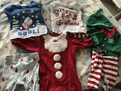 Baby Christmas Bundle 0-3months