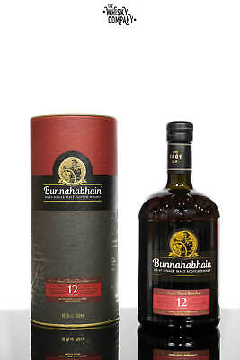 Bunnahabhain 12 Years Old Islay Single Malt Scotch Whisky (700ml)