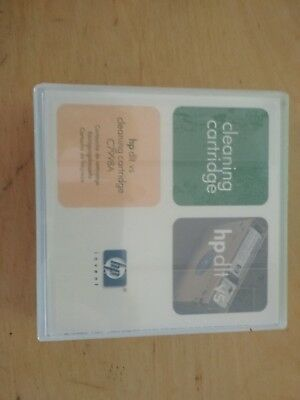 HP C7998A, DLT 1 Cleaning Cartridge, Reinigungskassette, NEU & OVP