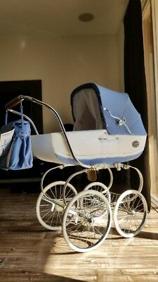 Inglesina Classica Pram Stroller Limited Edition Boutique Color with accessories