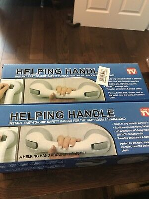 2 X Helping Hand Easy To Grip Safety Handles