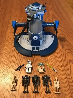 Lego Star Wars Armored Assault Tank 8018 Used With Box And