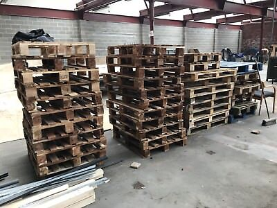 Pallets - Any Amount £1 each Collect Halifax