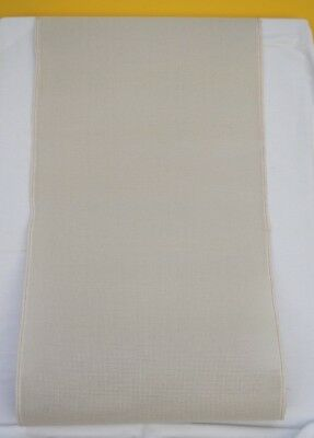 Tapestry Canvas Double Penelope  Beige 10Hpi 1.85 Metres 50 Cm 19.5 Inches Wide