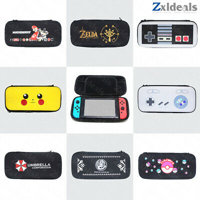 Travel Bag Carrying Hard Case Protection for Nintendo Switch Shell Pouch