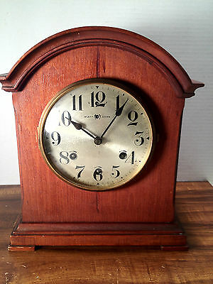 Antique Waterbury Clock, Model #903 1913 Runs and Strikes