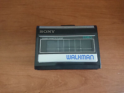 Vintage SONY Walkman WM-41 Stereo Cassette Player - 13 REASONS WHY - WORKS