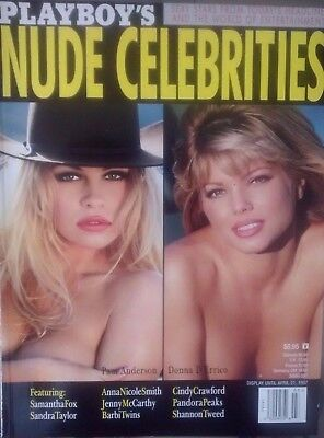Playboy Nude Celebrities Magazine - Samantha Fox