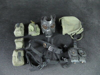 1/6 Hot Toys SEAL VBSS Pouch Set A Soldier Story Easy Simple Dam