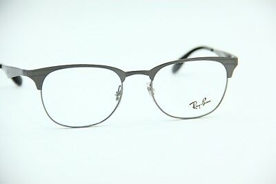 281399f48e New Ray-Ban Rb 6346 2553 Gunmetal Authentic Eyeglasses Frame Rb6346 Rx 50-19
