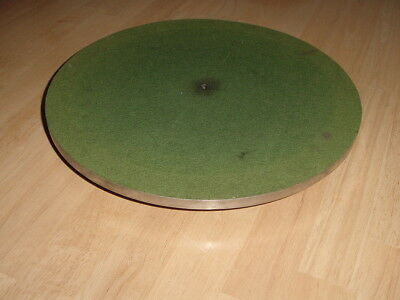 """Victor Victrola Phonograph 12"""" Turntable (Platen)"""