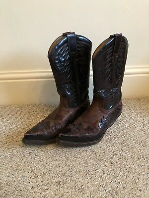 Sendra cowboy boots In Brown Size 41 Euro UK 7.5