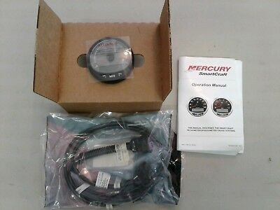 Mercury Mercruiser Gray Smart-Craft Tach Kit P/n 79-8M6001270