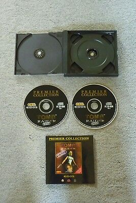 Tomb raider 1 manual tomb raider legend jp manual array tomb raider unfinished business big box pc cd rom game retro rh picclick co fandeluxe Gallery