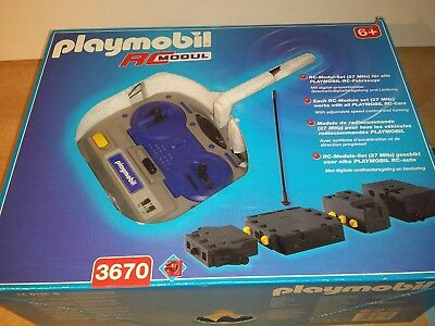 Playmobil   3670 RC Modul  in OVP (27 MHz)