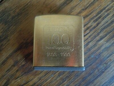 Zippo Tape Measure Maytag 100 Years Of Dependability 1893-1993