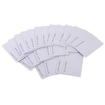 10 X Access Control Cards - For Paxton Net2 systems