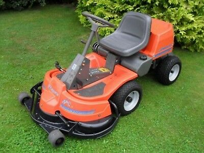Husqvarna Rider Garden Tractor / Ride On Mower - Workshop / Service Manual.