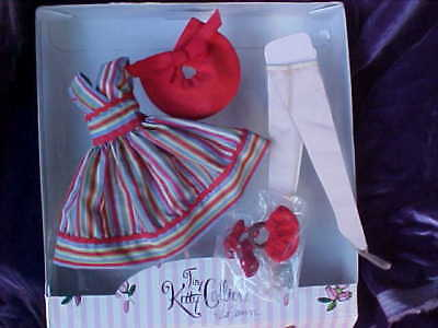 """Tonner 10"""" Tiny Kitty Fiesta Outfit w Signed Box"""
