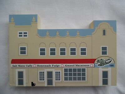Cat's Meow Village Ocean City NJ FRALINGER'S ORIGINAL SALT WATER TAFFY Rare!