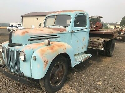 1947 Ford Other Pickups  1947 Ford Truck - Great hot rod or rat rod pickup project! - No Reserve!