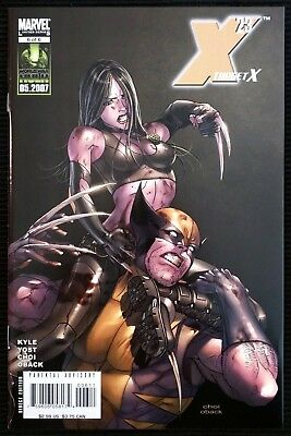 X-23 Target X #6 Wolverine Cover Last Issue
