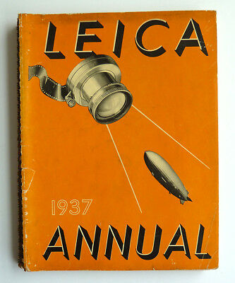 Leica 1937 Photo Annual Photography 1st EDITION Modernist Nudes Mid-Century NY