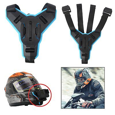 Motorcycle Full Helmet Chin Mount for GoPro Hero 6/5/4 Xiaomi Yi Action Camera