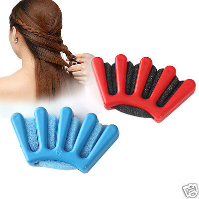 Easy Hair Braider Girl Wonder Sponge Hair Braiding Twist Styling Braid Tool New