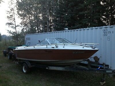 Reinell 20' boat