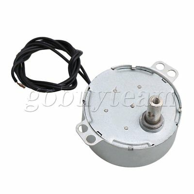 AC 220V 15-18rpm Metal Gear Synchronous Gear Brushless Motor Fitting