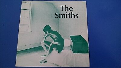 """The Smiths - William, It Was Really Nothing 7"""" Vinyl Single"""