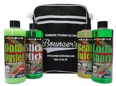 Bouncer's Full Maintenance Kit - Bag and 4 Products