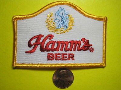 Beer Patch Hamm's Hamms Beer Patch Look And Bid Now!*