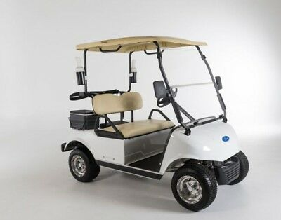 NEAR NEW DEMO BUGGY FORD GOLF CART  with balance new cart WARRANTY